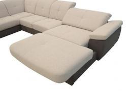 Relax funkció a pihenőkanapé részen