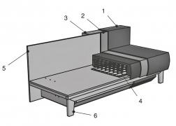 9794 kanapé szerkezeti felépítés