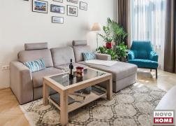 Camille kanapé Tom Tailor Cosy fotellel vásárlónk otthonában