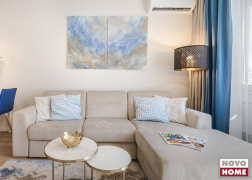 Elegáns Camille kanapé vásárlónk otthonában