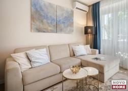 A Camille kanapé a kis lakások ideális bútora