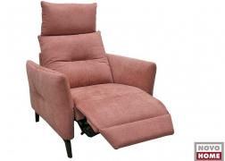 EC 10 relax fotel félig döntött pozícióban