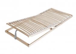 1120-as ágyrács, oldalirányból és gázrugóval lábvégről is nyitható, 28 farugós ágyrács
