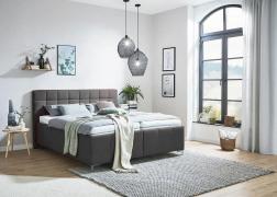 Pallas ADA Trendline ágy szürkésbarna színben választható ágytesttel és fejvéggel