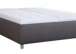 Íves steppelés nélküli ágytest kivitel, 41 vagy 51 cm-es ágytest magasságban is választható