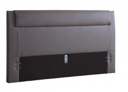 PS 14-es fejvég, 12 cm mély és 111 cm magas, ágyneműtartós kivitelhez