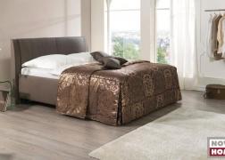 Acado ágy 2-es fejvéggel NTLO 29 kárpittal
