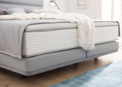 A bonellrugós ágyvázra egy táskarugós matrac kerül