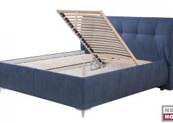 Azura ágy, 1210-es ágyrács, ágyneműtartós, lábvégről nyitható