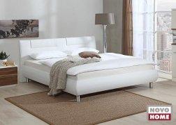 Bellino ADA ágy NTLO 1 fehér textilbőrrel