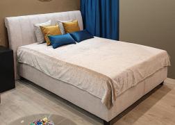 Gála ágy 2-es fejvéggel, 160x200 cm-es méretben