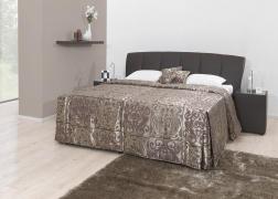 Gala ADA ágy NTLO 4 textilbőrrel, 3-as típusú fejvéggel, PTO 4 ágytakaróval,
