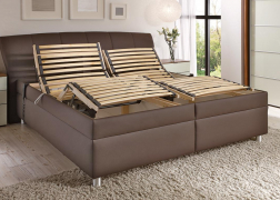ágyneműtartós ágy, 1611-es motorosan állítható ágyráccsal