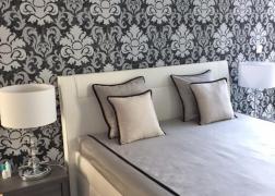 Gala ágyneműtartós ágy vásárlónk otthonában