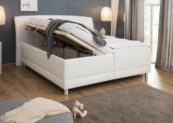 Motoros ágyrács  és nagy méretű ágyneműtartó a fekvőfelület alatt
