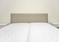 Extra keskeny 8-as típusú fejvég, teljes ágy hossz csak 207,5 cm