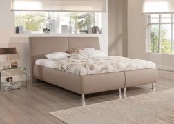 Reggy ágy NTLO 8 textilbőrrel és 2-es fejvéggel