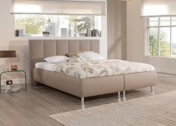 Reggy ágy NTLO 8 textilbőrrel és 3-as fejvéggel