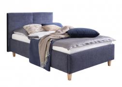 Lapraszerelt kivitelű ágy Alina ágy