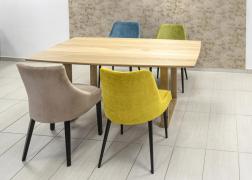 Meeru ADA tölgy asztal 180x98 cm-es méret