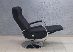 Relax fotel félig döntött pozícióban