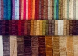 Taft és bársony dekoranyagok nagy színválasztékban
