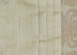 Csodaszép Edward, barokk, csíkos vagy egyszínű függönyanyag 280 cm széles, 11.600 Ft/m