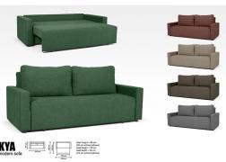 A Kya kanapé 300 féle színben rendelhető