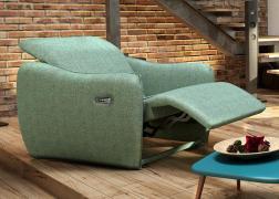 Rio fotel keskeny karfával 2 motoros funkcióval