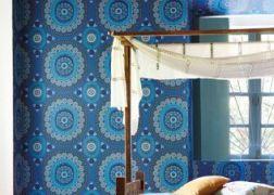 Harlequin Jardin Boheme tapéta 6 féle színben, 0,52x10 m tekercsben