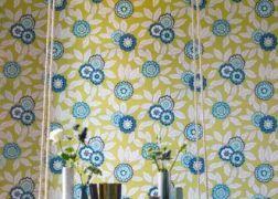 Harlequin Jardin Boheme virágmintás tapéta 6 féle színben, 0,52x10 m tekercsben