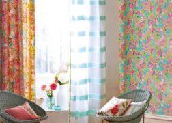 Harlequin Jardin Boheme  tarka virágos tapéta 4 féle színben, 0,52x10 m tekercsben