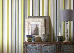 Harlequin Jardin Boheme csíkos tapéta 6 féle színben, 0,52x10 m tekercsben
