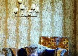 Harlequin Leonida antikolt hatású tapéta 9 féle színben, 0,52x10 m tekercsben