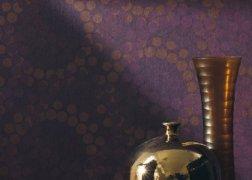 Casamance Holmia tapéta 4 féle színben, 0,53x10 m tekercsben