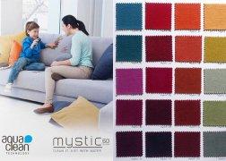 Mystic bútorszövet színválaszték