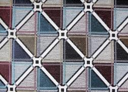 Diagonal-Turkiz kollekciónk geometrikus, merész minták és színek játékával hódít.