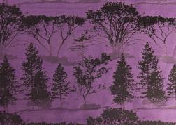 Argus fa bútorszövet lila 6.200 Ft/m