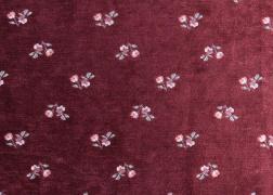 Myra kisvirág zsenília tégla bútorszövet 8.200 Ft/m