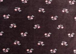 Myra kisvirág zsenília barna bútorszövet 8.200 Ft/m