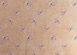 Myra kisvirág zsenília beige bútorszövet 8.200 Ft/m