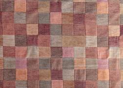 Dun Vegan kockás zsenília bútorszövet pasztell színekkel 7.000 Ft/m