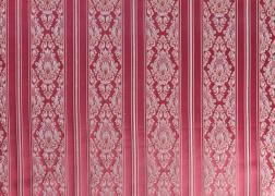 Cupidon Barokk bordó csíkos Brokát bútorszövet 7.000 Ft/m