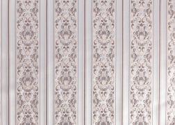 Cupidon Barokk Beige csíkos Brokát bútorszövet 7.000 Ft/m