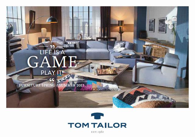 Tom Tailor ülőgarnitúrák és ágyak hamarosan üzletünkben!