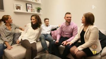 A Novo Home szállította az ADA kanapét a Falforgatók című műsorba 6.