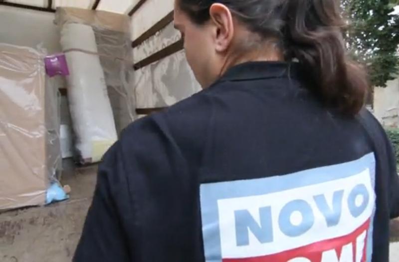 A Novo Home szállította az ADA kanapét a Falforgatók című műsorba 2.