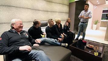 A Novo Home szállította az ADA kanapét a Falforgatók című műsorba 7.