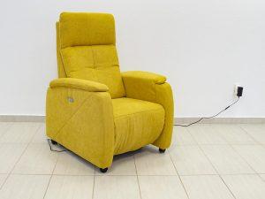 Maya Alina motoros vagy mechanikus relax fotel