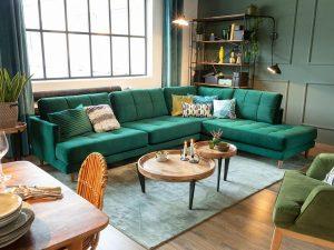 Westcoast Chic Tom Tailor kanapé